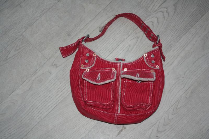 Стильная, модная сумка ф.gap в новом состоянии