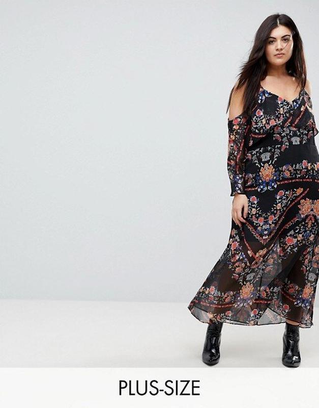 Чудесное летнее платье сарафан макси