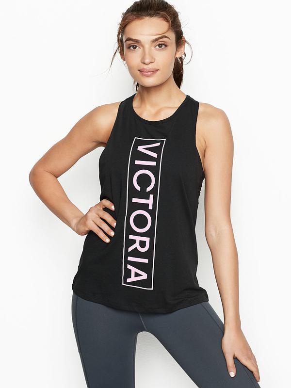 Майка для фитнеса victoria's secret оригинал