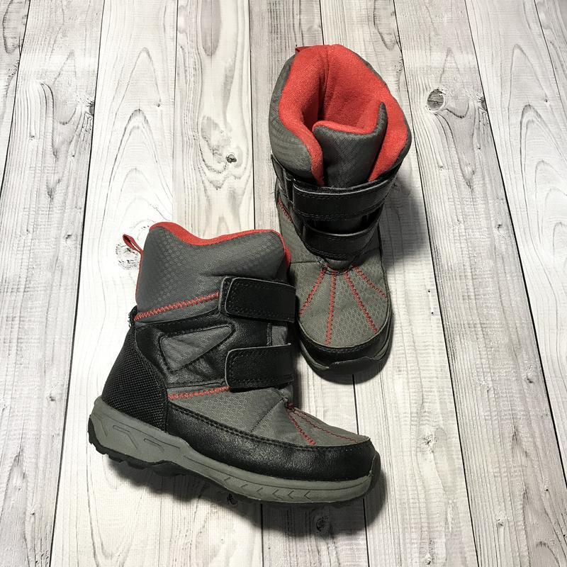 Зимние сапоги, ботинки carter's. 30 размер