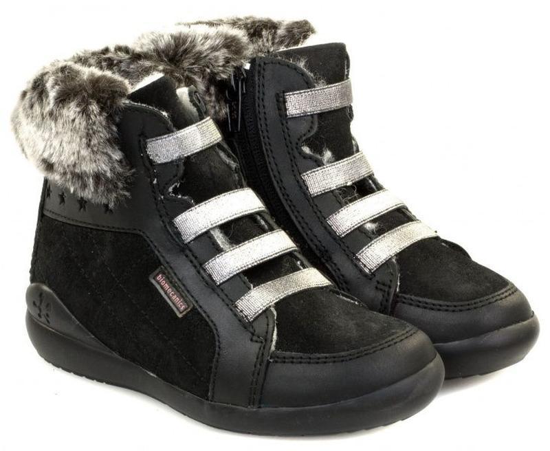 Оригинал - кожаные ботинки тм biomecanics испания