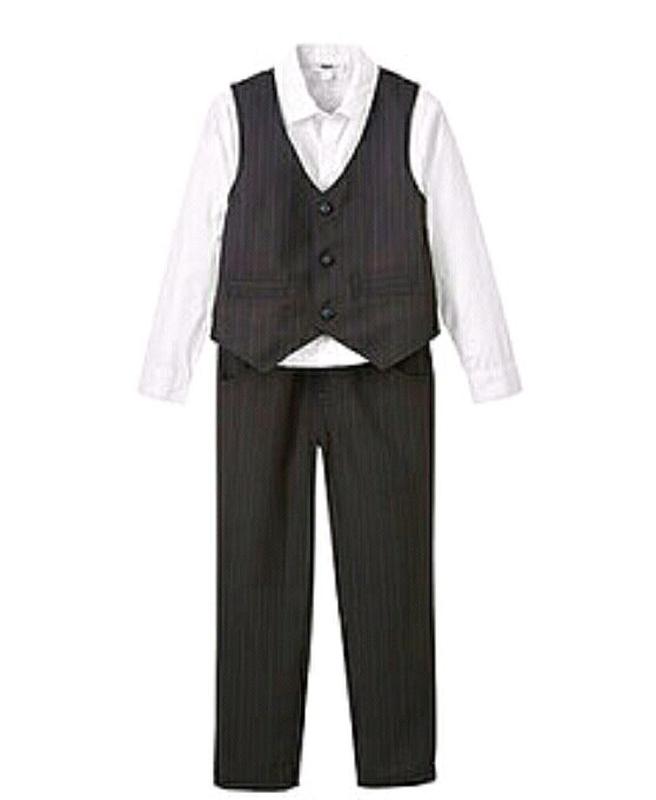 Комплект Рубашка +Жилет+Брюки р.110, +/-5 лет.