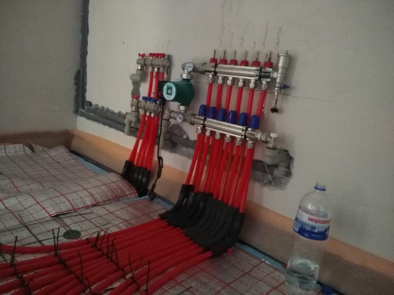 Монтаж та продаж систем опалення водопостачання і каналізації - Фото 2
