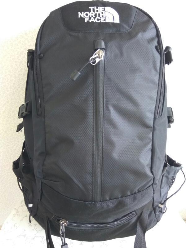 Рюкзак the north face туристический экспедиционный, черный 40 ...
