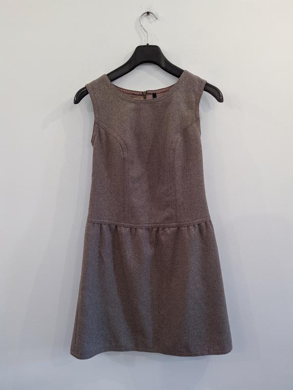 Платье сарафан stile benetton
