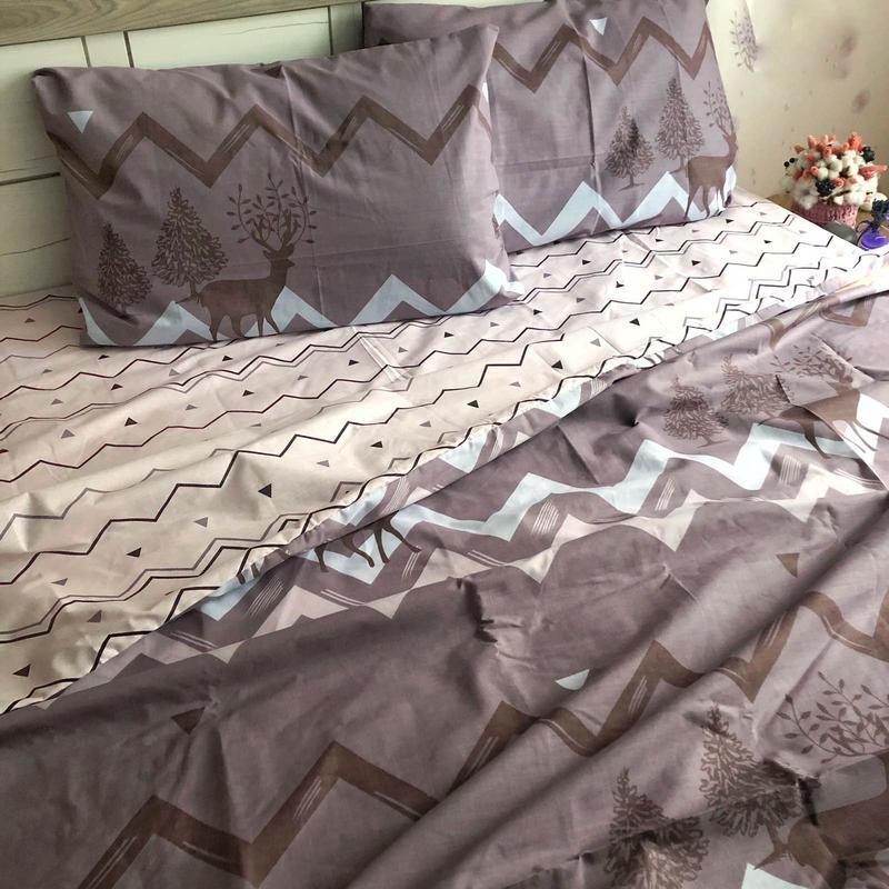 Двухспальный комплект постельного белья из бязь голд пакистан ...