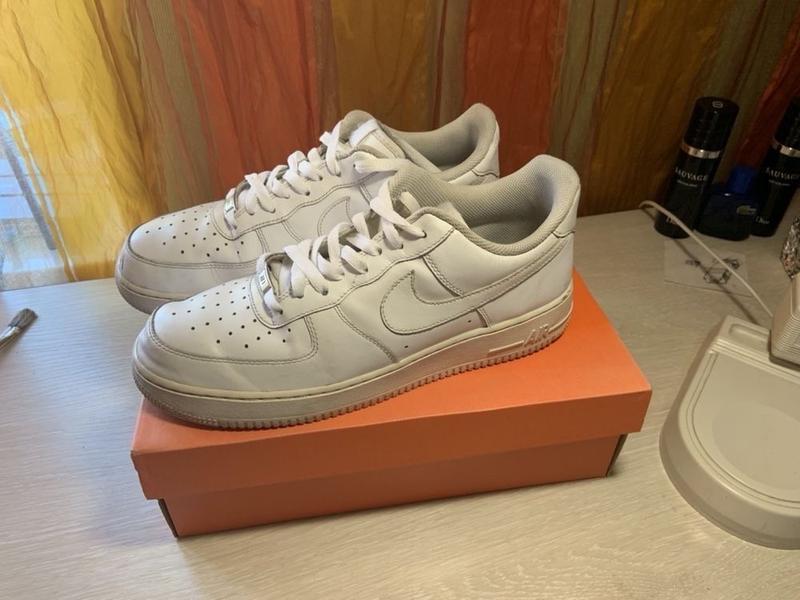 Nike Air Force low 1 / Найк эир форс 1 оригинал