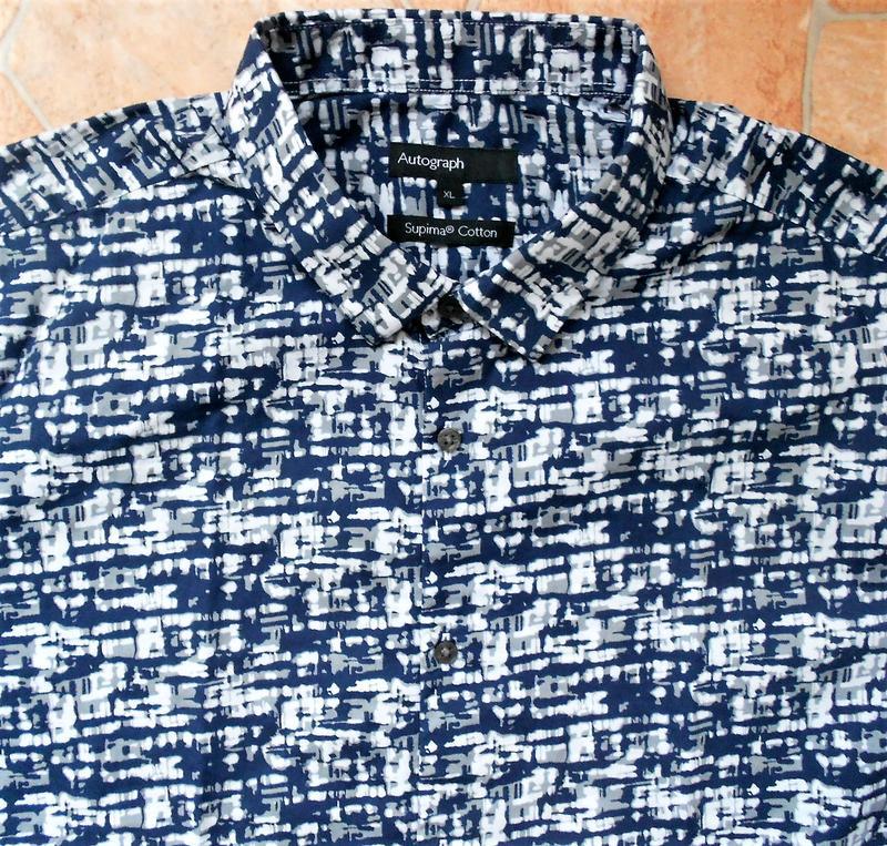 рубашка Marks & Spencer размер ХL (52-54)