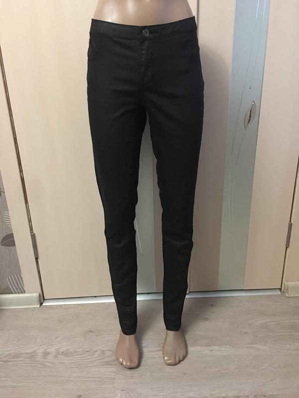 Чёрные штаны с пропиткой