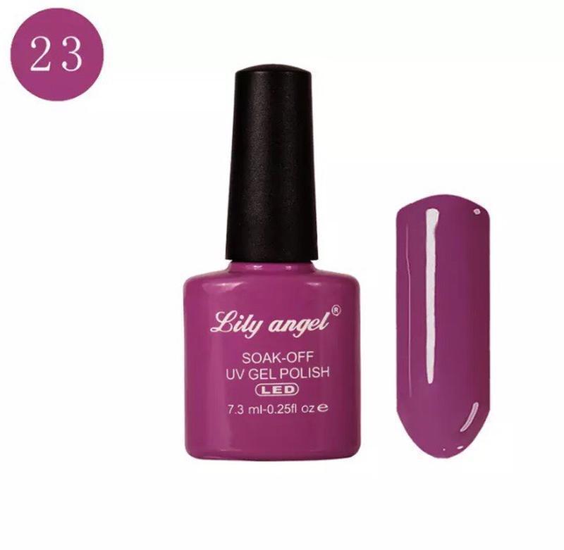 Гель лак lily angel № 23