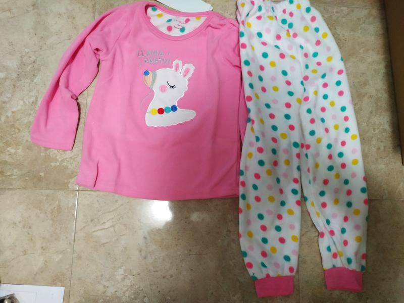 Пижама флісова піжама primark