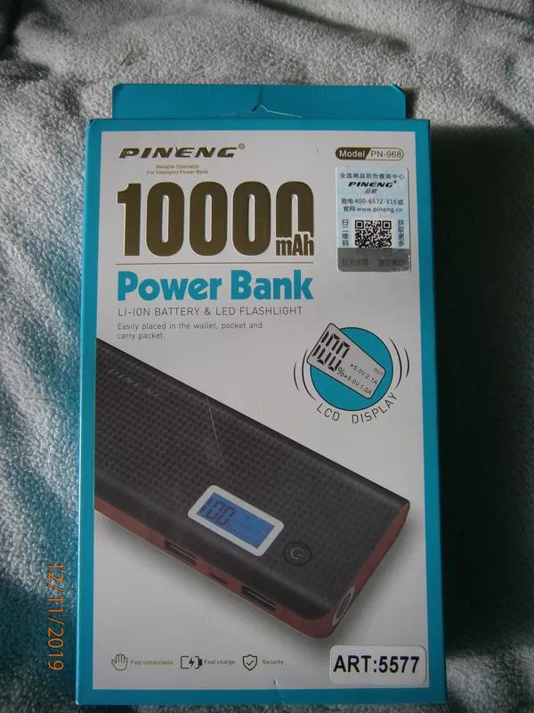 Power Bank 10.000