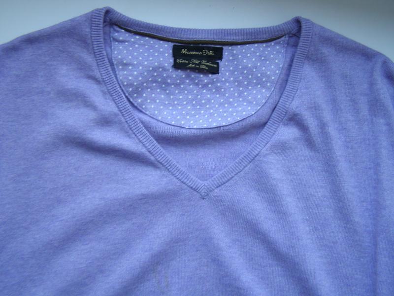 Massimo dutti свитер хлопок-шелк-кашемир l-размер