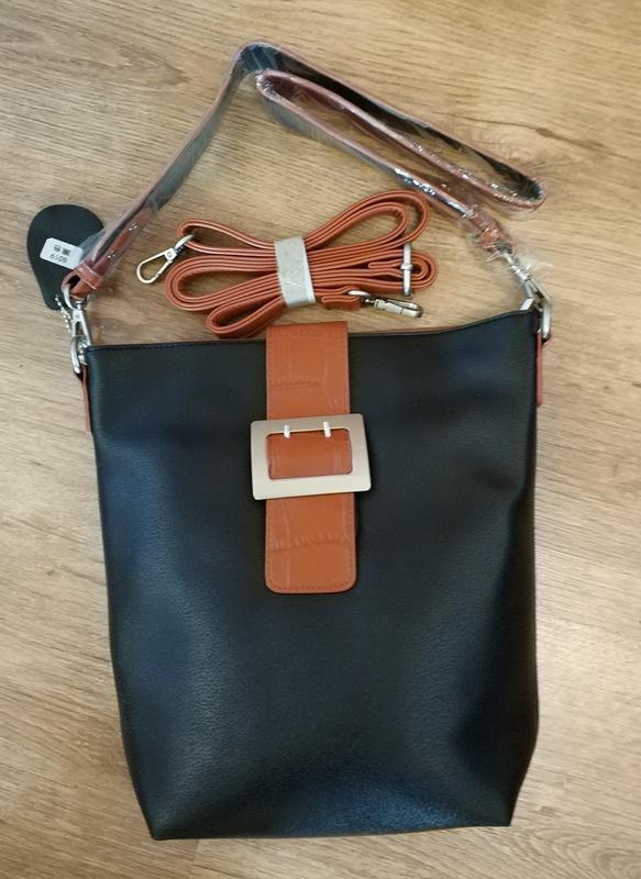 Красивая стильная женская сумка,качество супер! сумок много не...