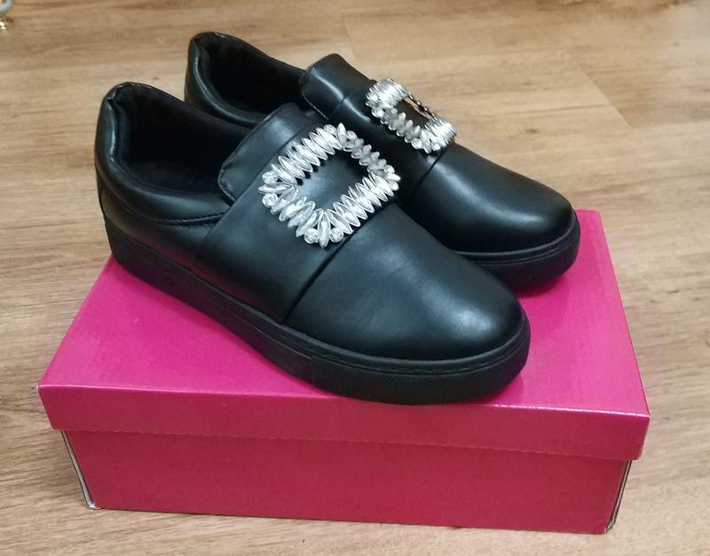 Туфли, слипоны женские