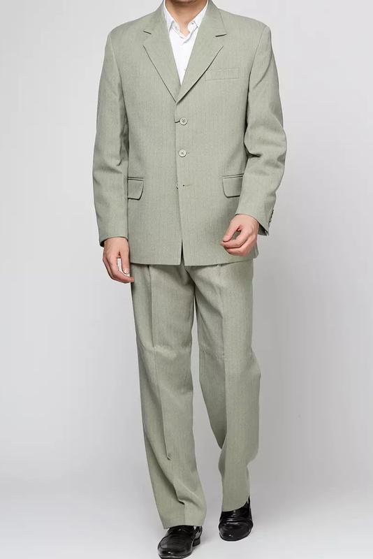 Мужской костюм (пиджак+брюки)