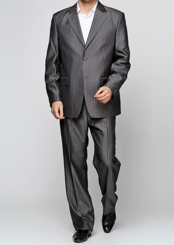 Мужской костюм (пиджак+брюки),см.замеры в описании!!!