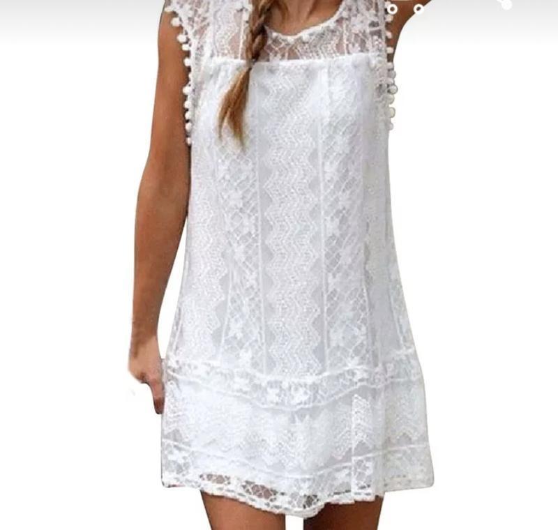Нежное летнее платье для девушек!!!