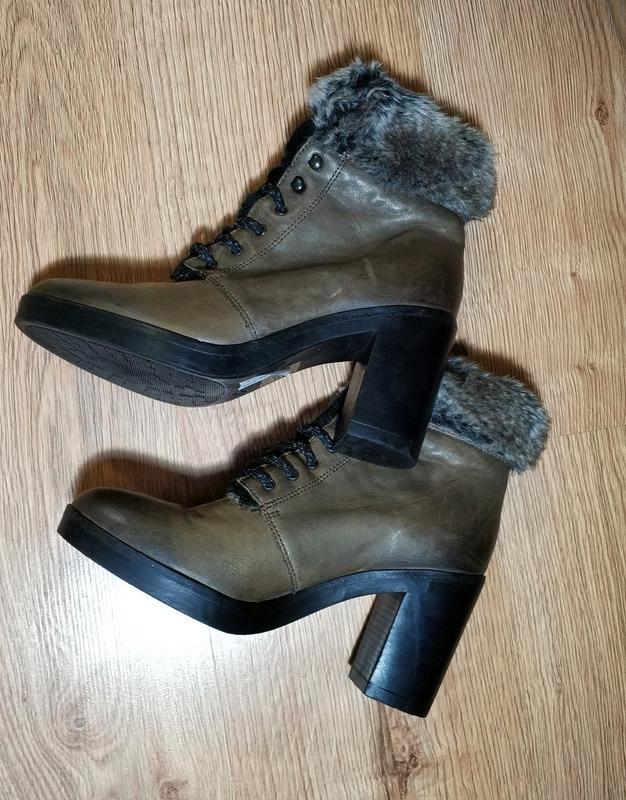 Женские демисезонные ботинки натуральная кожа,полусапоги minel...