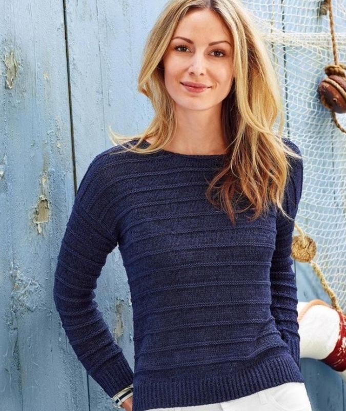 Красивый женский вязаный свитер,полувер,большой размер,батал,с...