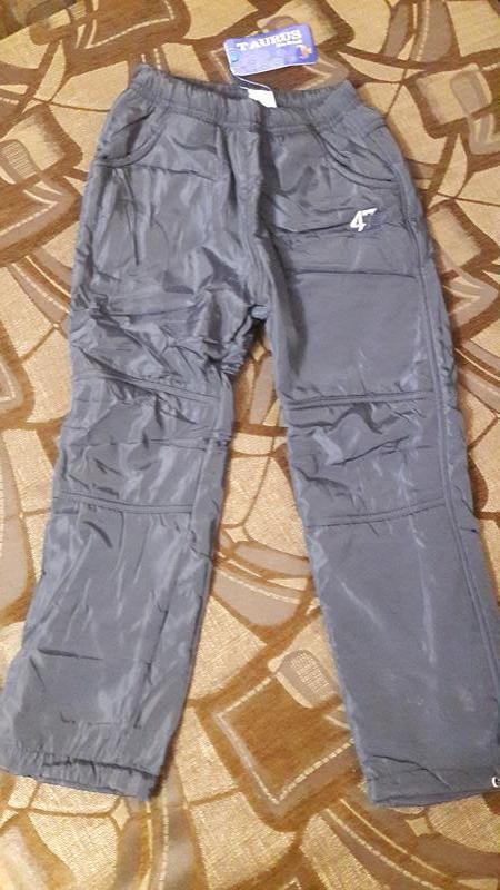 Балоневые,утепленные штаны на флисе 134-164р