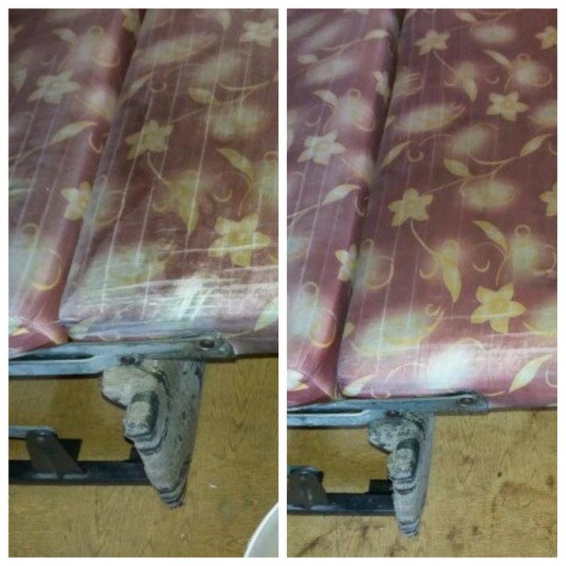 Профессиональная химчистка мягкой мебели - Фото 3