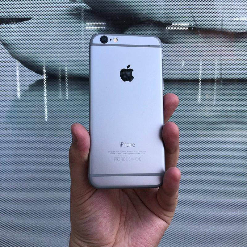 Apple iPhone 6 64 Gb Space Grey Neverlock
