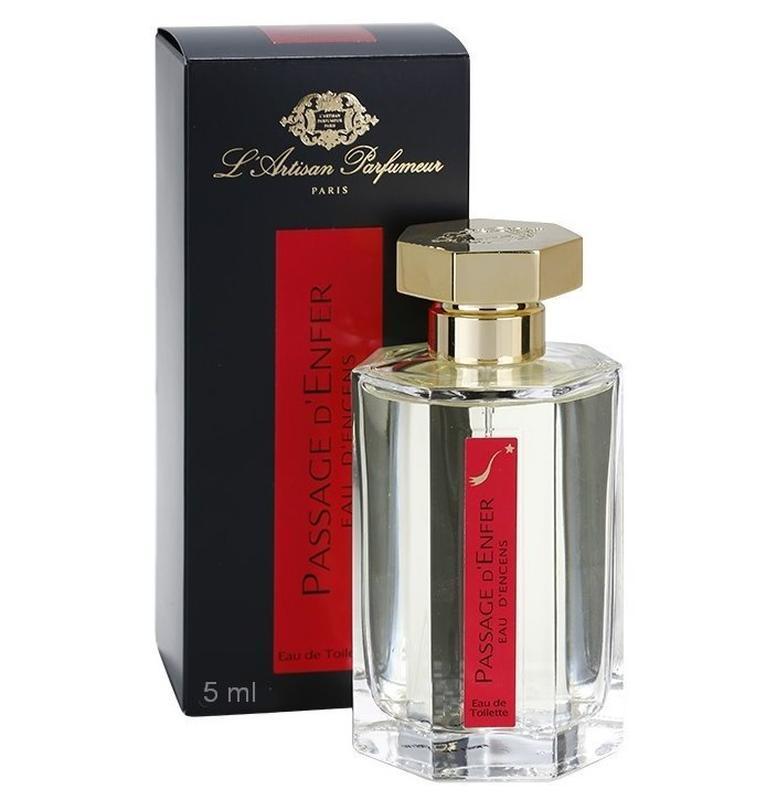 L`artisan parfumeur_passage d`enfer eau d`encens_original mini...