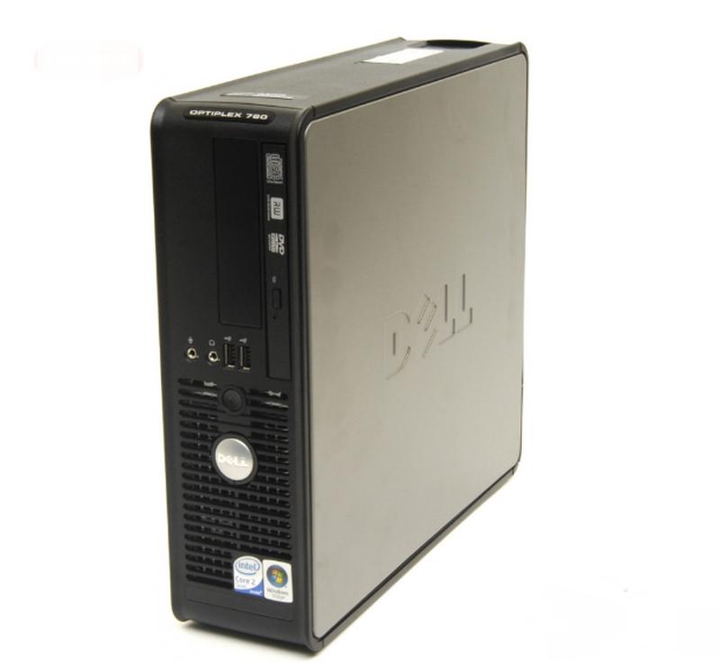 Компьютер Dell Optiplex 760 SFF (Q6600(2.40 GHz)/4/160)
