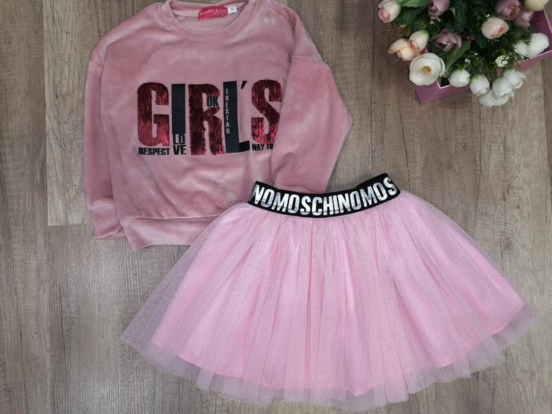 Красивый костюм для девочек