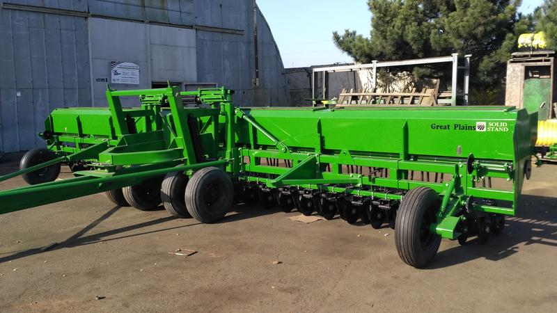 Сеялка Great Plains Грейт Плейнс 2SF30 9 метровая