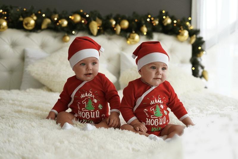 Порадуем любимок новогодней  коллекцией «мій перший новий рік»❗