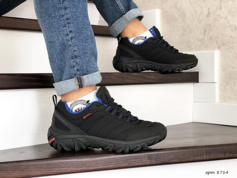 Шикарные мужские зимние ботинки merrell