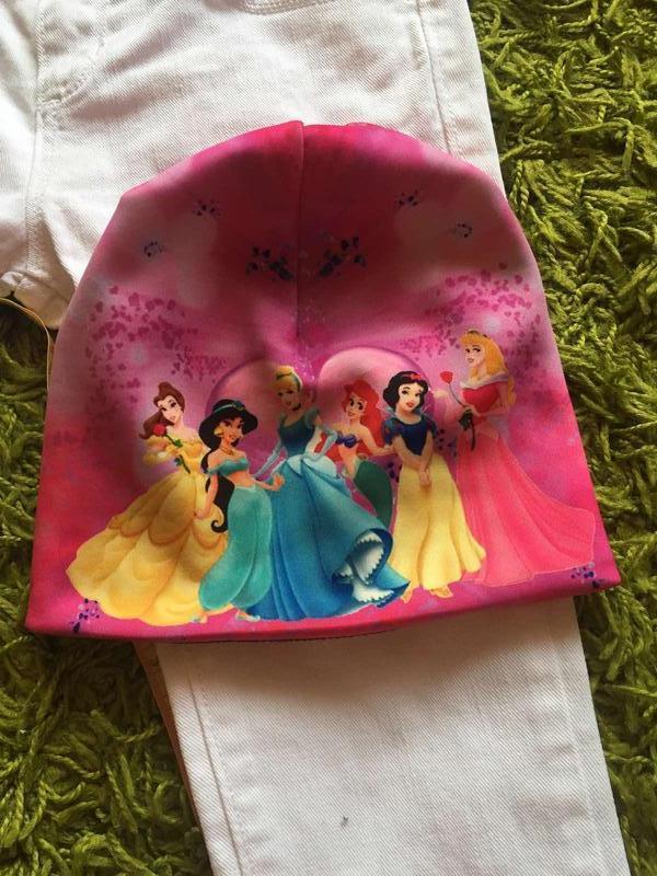 Шапка принцессы