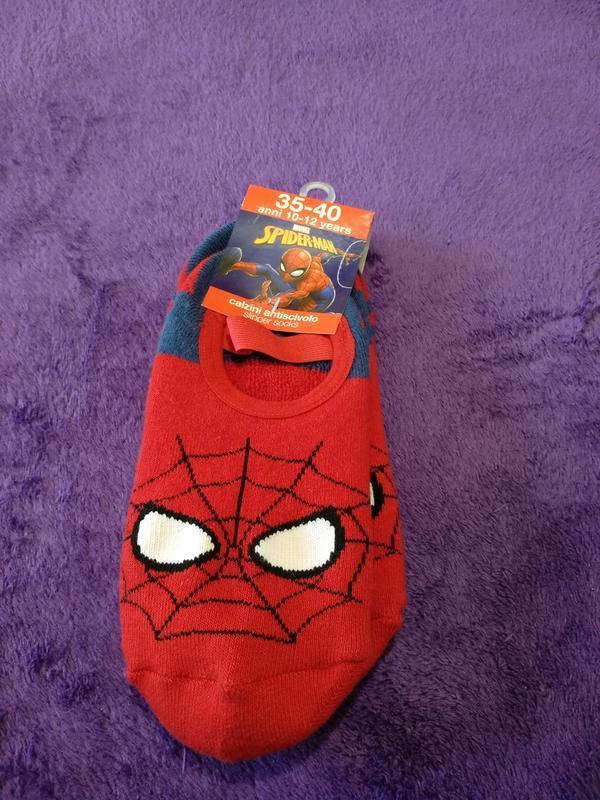 Носки - следы ovs spider man