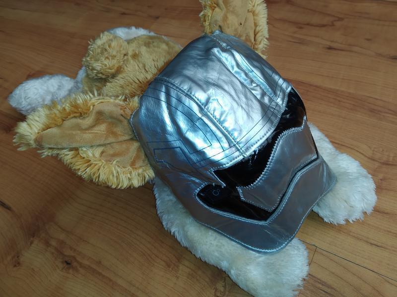 Карнавальная шапочка для собачки star wars