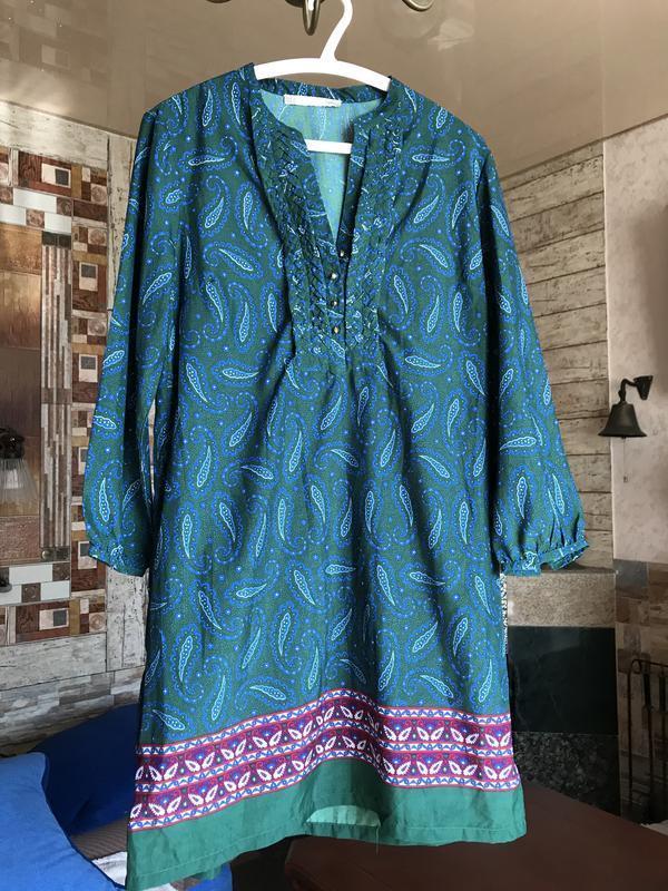 Шикарное стильное платье-туника