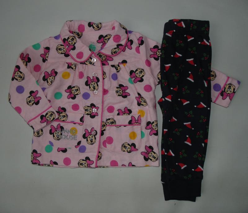 Пижама байка - трикотаж primark англия 6-9 мес 74 см