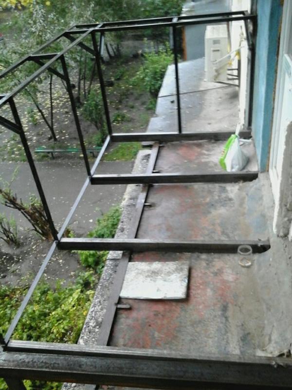Ремонт балконов под ключ - Фото 4
