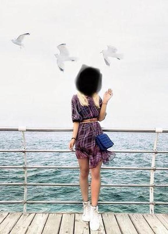Платье-туника стильное и оригинальное