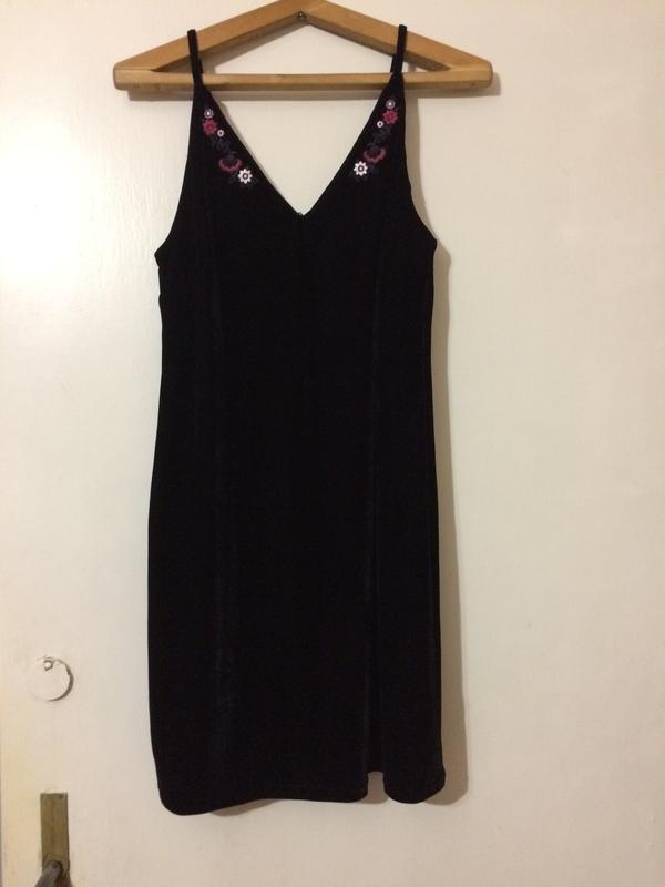 Велюрова сукня від бренду bik bok!