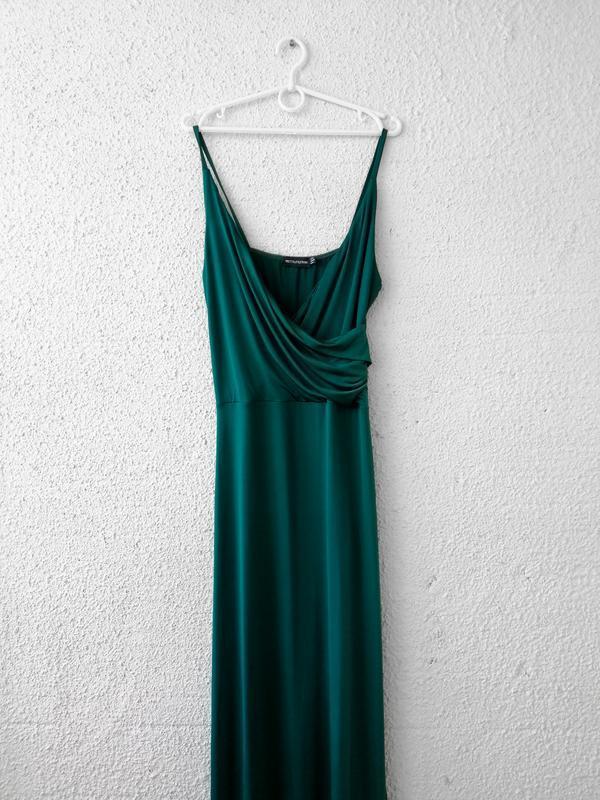 Шикарное вечернее платье, макси платье