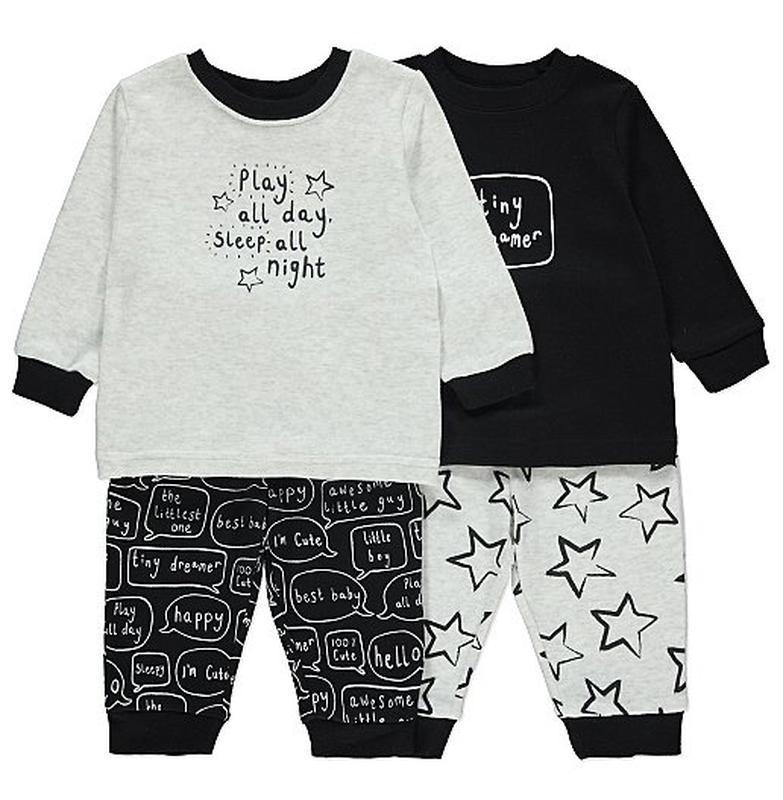 George набор пижам на мальчика на 2-3 года