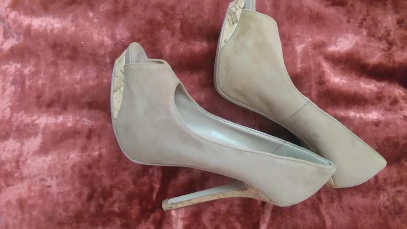 Туфли женские. Состояние хорошее. Размер 36 и 37.