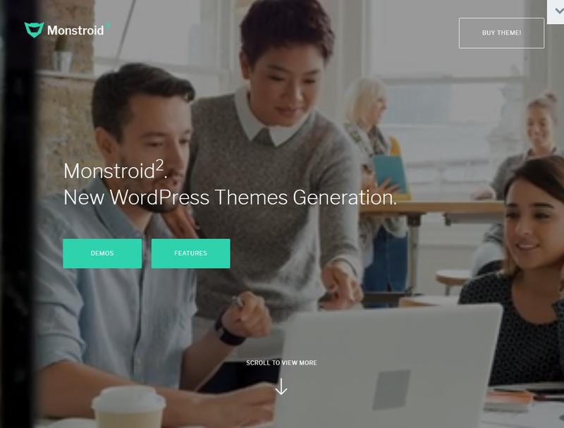 Сайт на платформе Wordpress