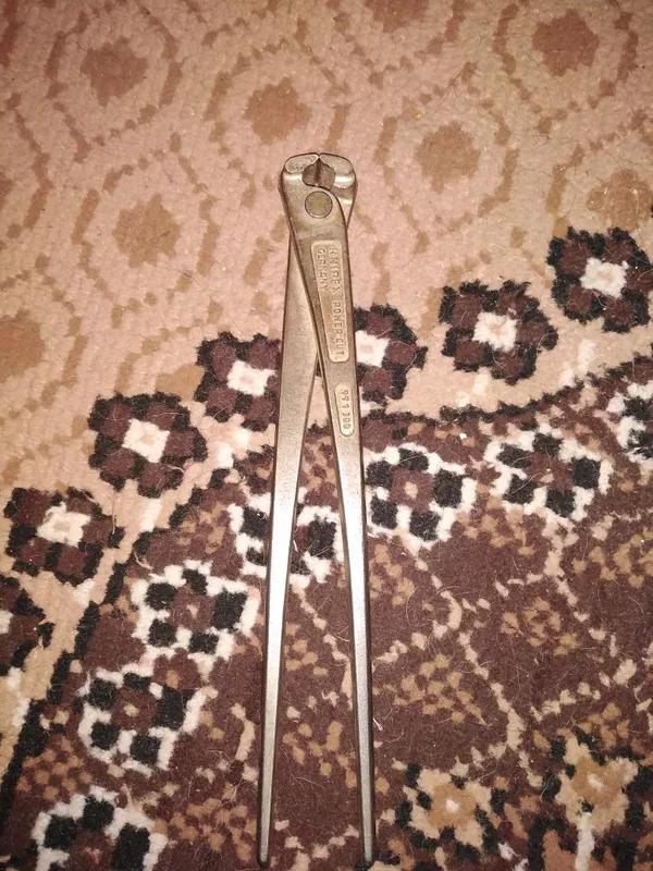Цанги-клещи для вязки арматуры
