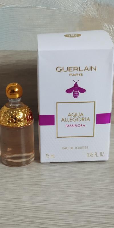 Guerlain aqua allegoria passiflora  туалетная вода для женщин ...