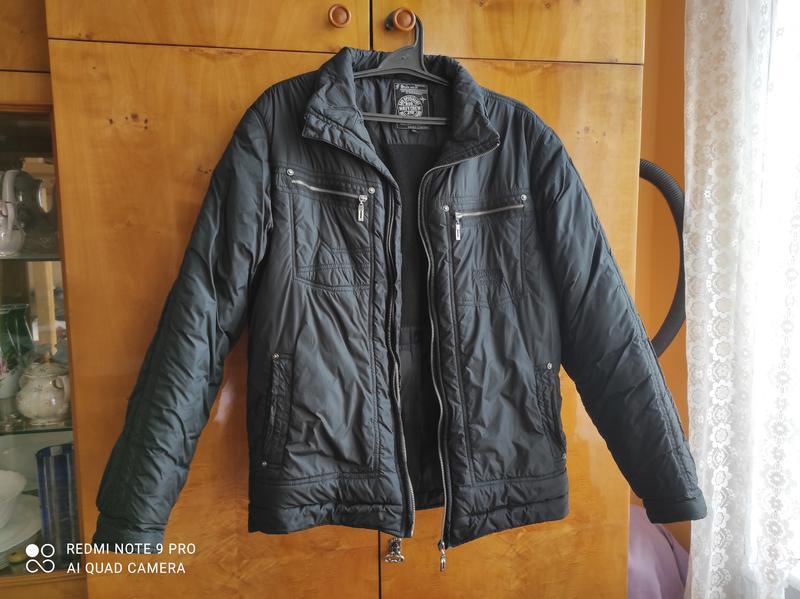 Куртка зимняя мужская XXL 54-56