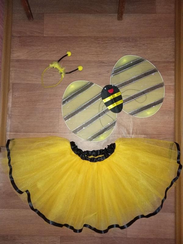 """Карнавальный костюм """"Пчелка"""". 3-5 лет."""