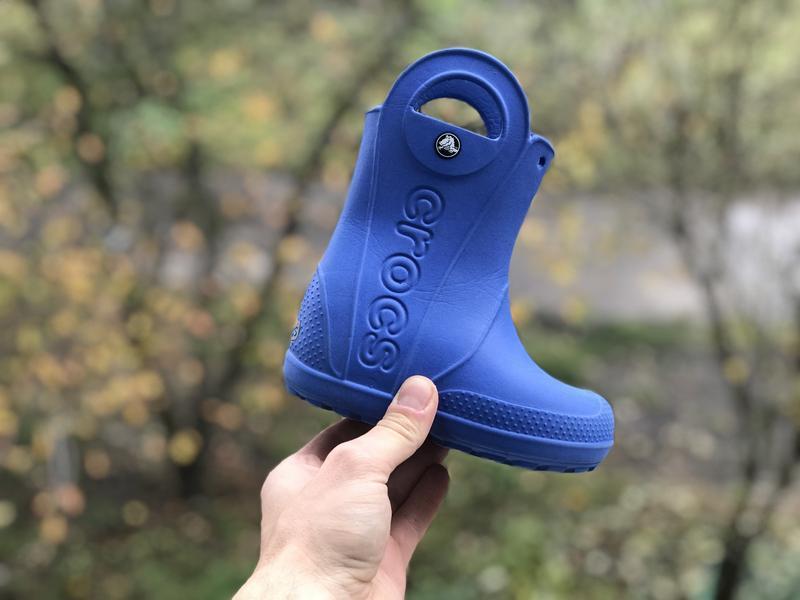 Crocs резинові чобітки оригінал